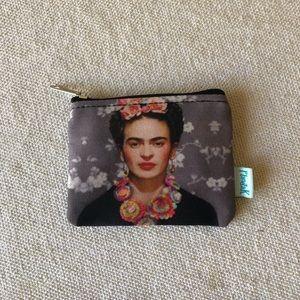 Handbags - Frida Kahlo wallet coin purse